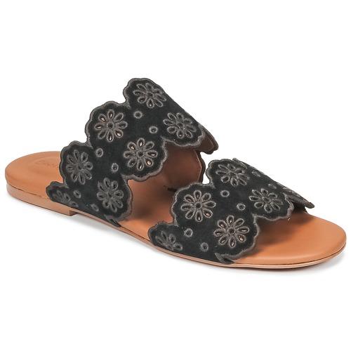 Zapatos promocionales See by Chloé SB30182 Negro  Zapatos de mujer baratos zapatos de mujer
