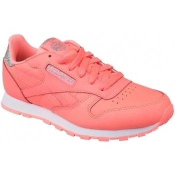 Zapatos Niños Zapatillas bajas Reebok Sport Classic Leather BS8981 Otros