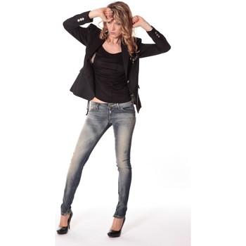 textil Mujer Chaquetas / Americana Rich & Royal Rich&Royal Blazer Noir 13q807/890 Negro
