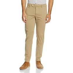 textil Hombre pantalones con 5 bolsillos Gas Calças NOELY Beige