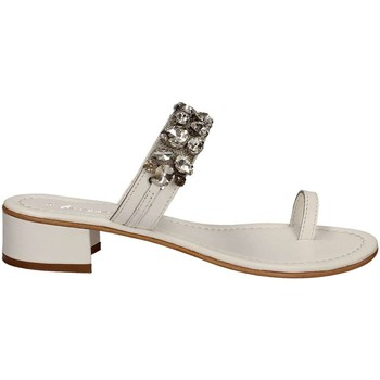 Zapatos Mujer Sandalias Le Chicche IA IN19146B H1 High heeled sandals Mujeres Bianco Bianco