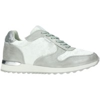 Zapatos Mujer Zapatillas bajas Bass3d By Xti ZAPATILLAS MUJER B3D CORDONES PLATA 41321 BASS3D Plata
