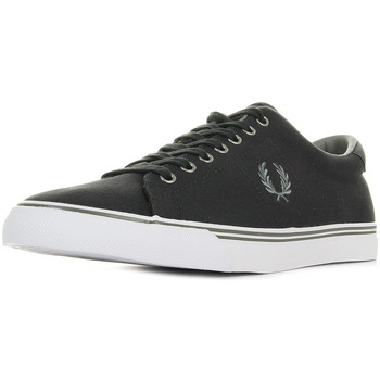 Zapatos Hombre Zapatillas bajas Fred Perry Underspin Canvas Charcoal