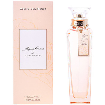 Belleza Mujer Agua de Colonia Adolfo Dominguez Agua Fresca De Rosas Blancas Edt Vaporizador  200 ml