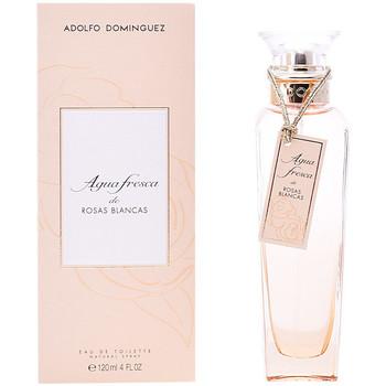 Belleza Mujer Agua de Colonia Adolfo Dominguez Agua Fresca De Rosas Blancas Edt Vaporizador  120 ml