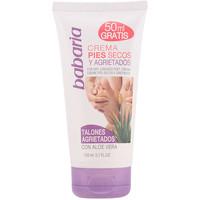 Belleza Cuidados manos & pies Babaria Para Pies Crema Secos/agrietados  150 ml