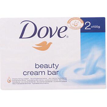 Belleza Productos baño Dove Jabon Crema Hidratante Lote 2 X 100 Gr 2 x 100 g