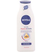 Belleza Hidratantes & nutritivos Nivea Repara & Cuida Body Milk  400 ml