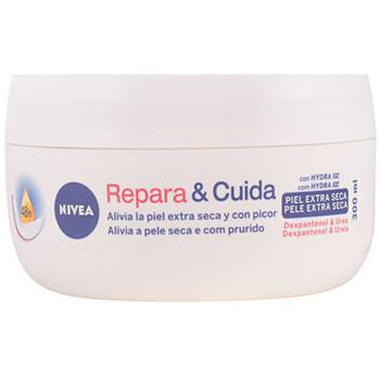 Belleza Hidratantes & nutritivos Nivea Repara & Cuida Body Cream Piel Extra Seca  300 ml