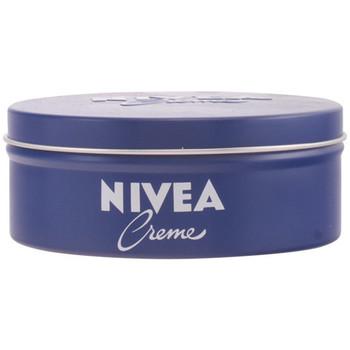 Belleza Hidratantes & nutritivos Nivea Lata Azul Crema  400 ml