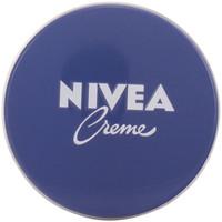 Belleza Hidratantes & nutritivos Nivea Lata Azul Crema  75 ml