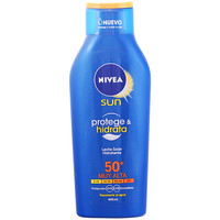 Belleza Protección solar Nivea Sun Protege&hidrata Leche Spf50+ 400 ml