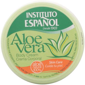 Belleza Hidratantes & nutritivos Instituto Español Aloe Vera Crema Corporal  400 ml