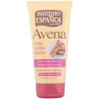 Belleza Hidratantes & nutritivos Instituto Español Avena Crema Reparadora Zonas Muy Secas  150 ml