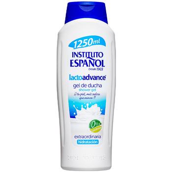 Belleza Productos baño Instituto Español Lactoadvance 0% Gel De Ducha  1250 ml