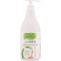 Belleza Productos baño Instituto Español Piel Sana Jabón De Manos  500 ml