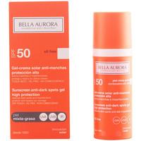 Belleza Protección solar Bella Aurora Solar Gel Anti-manchas Mixta/grasa Spf50 Bella Aur
