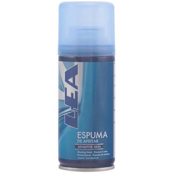 Belleza Hombre Cuidado Aftershave Lea Sensitive Skin Espuma De Afeitar  100 ml
