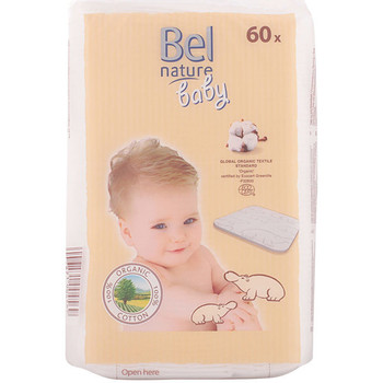 Belleza Desmaquillantes & tónicos Bel Nature Ecocert Maxi Discos Bebé Algodón 100% Orgánico 60 Pz