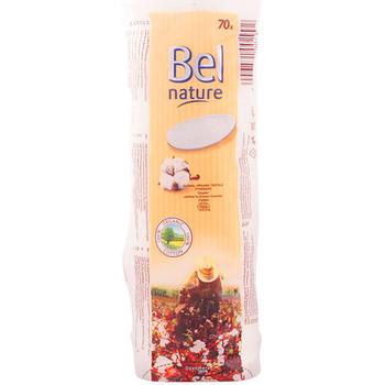 Belleza Desmaquillantes & tónicos Bel Nature Ecocert Discos Redondos Algodón 100% 70 Pz
