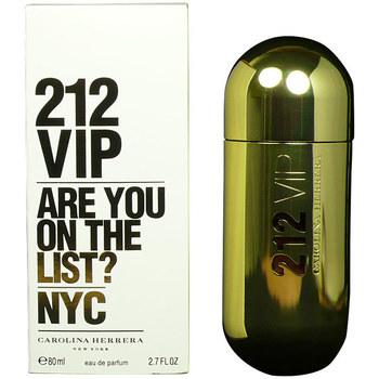 Belleza Mujer Perfume Carolina Herrera 212 Vip Edp Vaporizador  80 ml