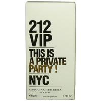 Belleza Mujer Perfume Carolina Herrera 212 Vip Edp Vaporizador  50 ml