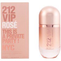 Belleza Mujer Perfume Carolina Herrera 212 Vip Rosé Edp Vaporizador  50 ml