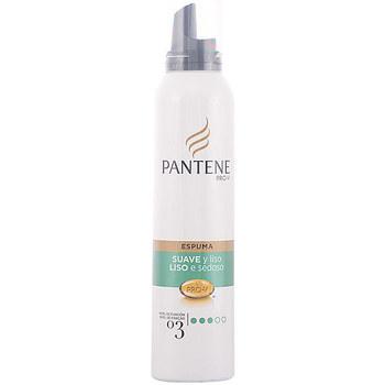 Belleza Fijadores Pantene Pro-v Espuma Suave-liso  250 ml