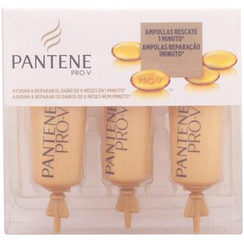 Belleza Acondicionador Pantene Pro-v Intensivo Ampollas Rescate 1 Min  3 x 15 ml