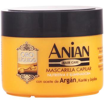 Belleza Acondicionador Anian Oro Líquido Mascarilla Con Aceite De Argán  250 ml