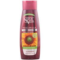 Belleza Acondicionador Naturaleza Y Vida Mascarilla Coloursafe Caoba  300 ml