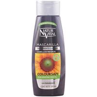 Belleza Acondicionador Naturaleza Y Vida Mascarilla Coloursafe Negro  300 ml