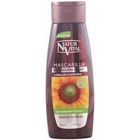 Belleza Acondicionador Naturaleza Y Vida Mascarilla Coloursafe Castaño  300 ml