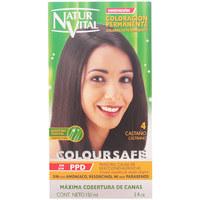 Belleza Tratamiento capilar Naturaleza Y Vida Coloursafe Tinte Permanente 4-castaño  150 ml