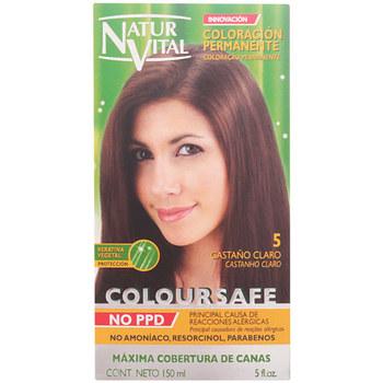 Belleza Coloración Naturaleza Y Vida Coloursafe Tinte Permanente 5-castaño Claro