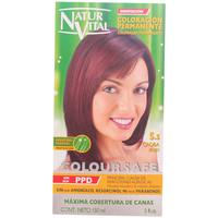 Belleza Tratamiento capilar Naturaleza Y Vida Coloursafe Tinte Permanente 5.5-caoba  150 ml