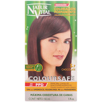 Belleza Coloración Naturaleza Y Vida Coloursafe Tinte Permanente 5.7-chocolate  15