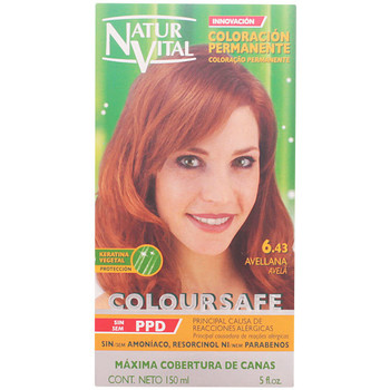 Belleza Coloración Naturaleza Y Vida Coloursafe Tinte Permanente 6.43-avellana  15