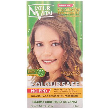 Belleza Coloración Naturaleza Y Vida Coloursafe Tinte Permanente 7.3-rubio Dorado