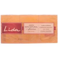 Belleza Productos baño Lida Jabon 100% Natural Glicerina Original Lote 3 Pz 3 u
