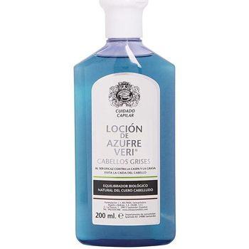 Belleza Tratamiento capilar Azufre Veri Locion Equilibrante Cabello Gris  200 ml