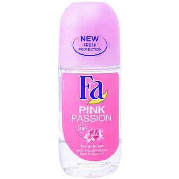 Belleza Hombre Desodorantes Fa Pink Passion Deo Roll-on  50 ml