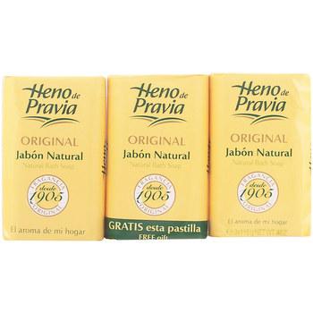 Belleza Tratamiento para uñas Heno De Pravia Original Jabon Natural Lote 3 X 115 Gr 3 x 115 g