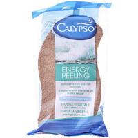 Belleza Tratamiento para uñas Esponja Calypso Energy Peeling Vegetal Hipoalergénica