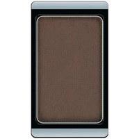 Belleza Mujer Sombra de ojos & bases Artdeco Eyeshadow Matt 524-matt Dark Grey Mocha 0,8 Gr 0,8 g