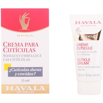 Belleza Mujer Esmalte para uñas Mavala Crema Cutículas  15 ml