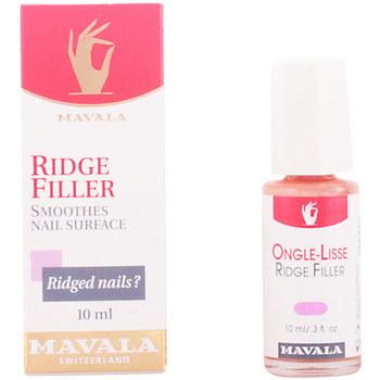 Belleza Mujer Esmalte para uñas Mavala Ridge Filler Base Uñas Lisas  10 ml