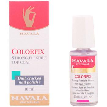 Belleza Mujer Tratamiento para uñas Mavala Colorfix Top Coat  10 ml