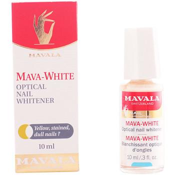 Belleza Mujer Esmalte para uñas Mavala Mava-white Blanqueador  10 ml