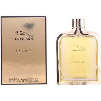 Belleza Hombre Agua de Colonia Jaguar Classic Gold Edt Vaporizador  100 ml